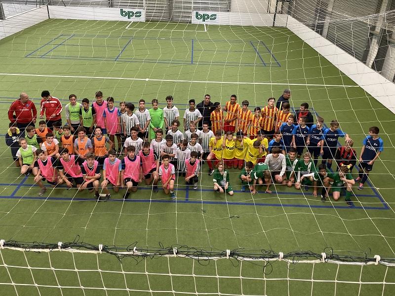 école foot indoor béarn 64