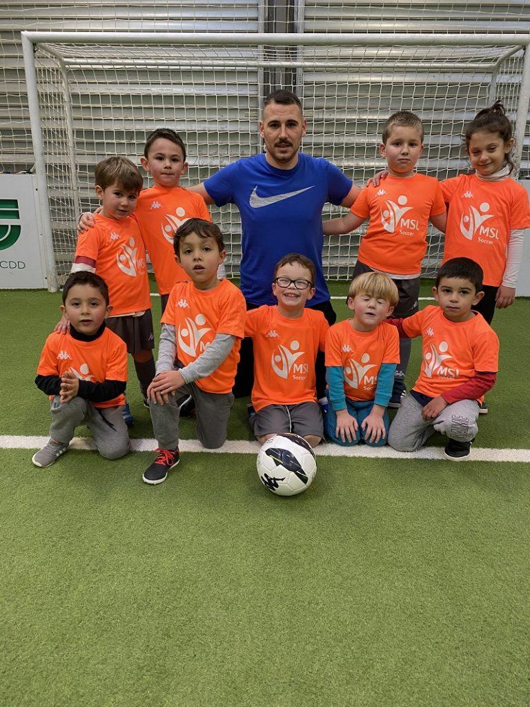 foot en salle enfants pau 64
