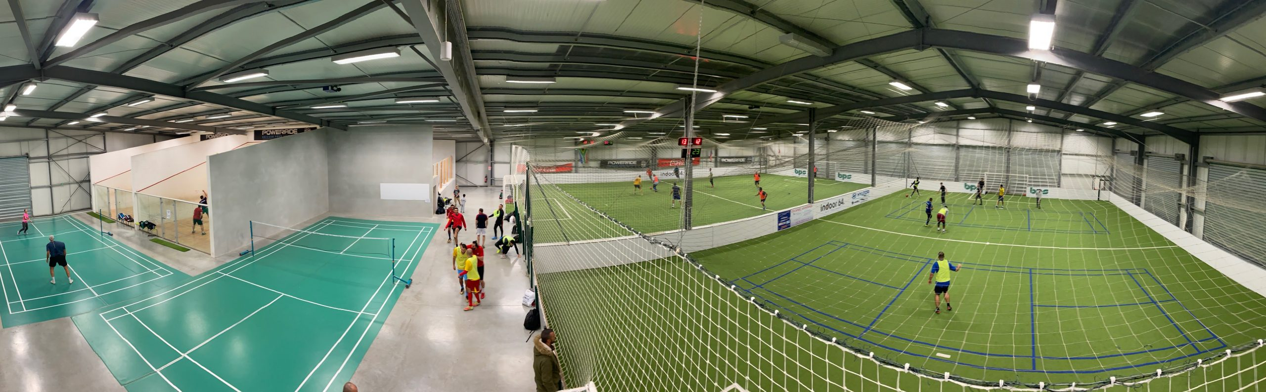 sport indoor 64 Pau Lescar